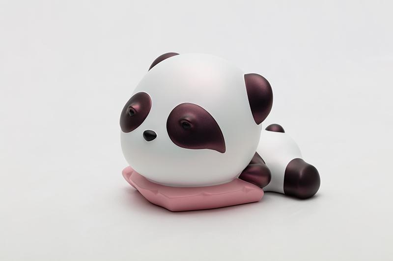 Dreaming Pandana, 17x22x16cm, urethane paint on plastic, 2020.jpg